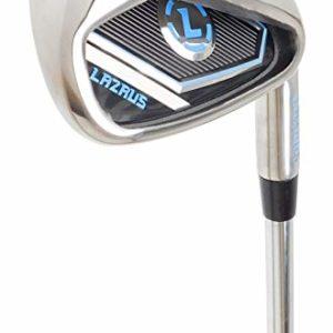 LAZRUS Premium Golf Irons Individual or Golf Irons Set for Men (4,5,6,7,8,9) Driving Irons (2&3) Right Hand Steel Shaft Regular Flex Golf Clubs – Best Golf Iron Set – Great Golf Gift (9 Iron)