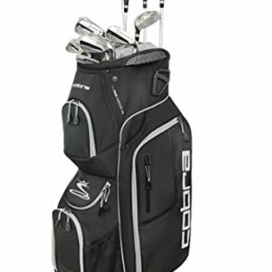 Cobra Golf 2019 XL Speed Complete Set (Men's, Black, Right Hand, Graphite, Regular Flex)