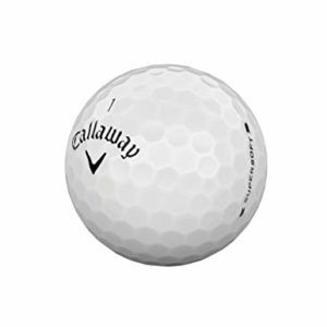Callaway Golf Supersoft Golf Balls, (One Dozen), White