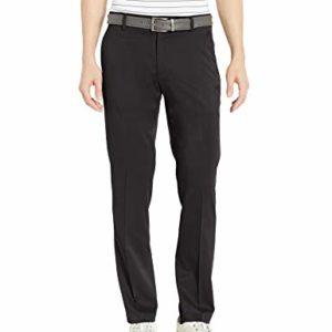Amazon Essentials Men's Slim-Fit Stretch Golf Pant, Black, 34W x 32L