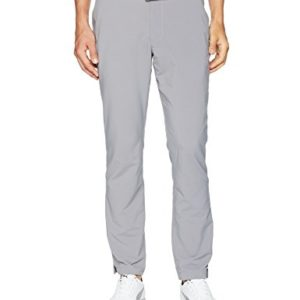 Under Armour Men's Match Play Golf Tapered Pants, Zinc Gray (513)/Zinc Gray, 40/32