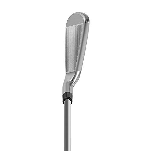 Cleveland Golf 2018 Men's Launcher CBX Iron Set (Set of 8 total clubs: 4-PW, DW, Right Hand, Senior, Graphite)