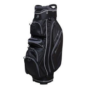 Orlimar Golf CRX Cooler Cart Bag – Black/Charcoal