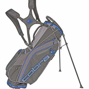 Cobra Golf 2019 Ultralight Stand Bag (Quiet Shade)