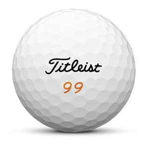 Titleist Velocity Golf Balls, White, Double Digit Play Numbers, Prior Generation (One Dozen)