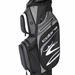 Cobra Golf 2020 Ultralight Cart Bag (Black)