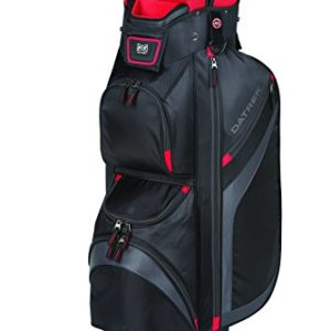 Datrek DG Lite II Cart Bag Black/Charcoal/Red DG Lite II Cart Bag