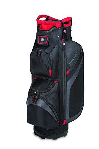 Datrek DG Lite II Cart Bag Black/Charcoal/Red DG Lite II Cart Bag