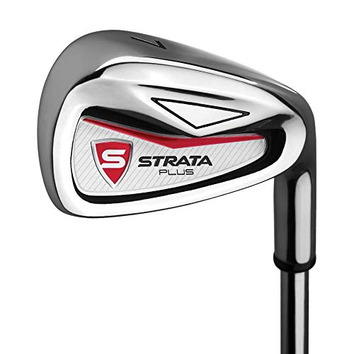 Callaway Men's Strata Plus Complete Golf Set (14-Piece, Right Hand, Steel)