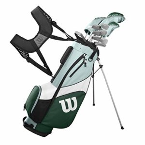 Wilson Golf Profile SGI Women's Complete Golf Set — Regular – Carry, Right Hand