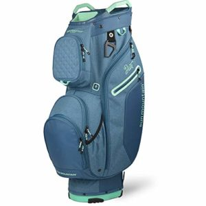 Sun Mountain 2020 Women's Diva Golf Cart Bag (Spruce-Heather-ICE)