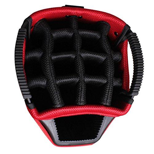 Orlimar Golf CRX Cooler Cart Bag – Black/Charcoal