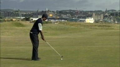 Tiger Slam sneak peek: Tiger's epic third round at 2000 Open