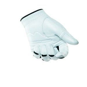 BIONIC Gloves –Men's StableGrip Golf Glove W/Patented Natural Fit Technology Made from Long Lasting, Durable Genuine Cabretta Leather.