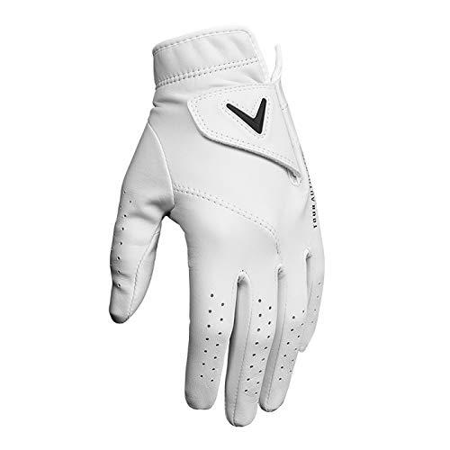 Callaway Golf 2020 Tour Authentic Glove  (Left Hand, Men's Standard, Medium/Large)