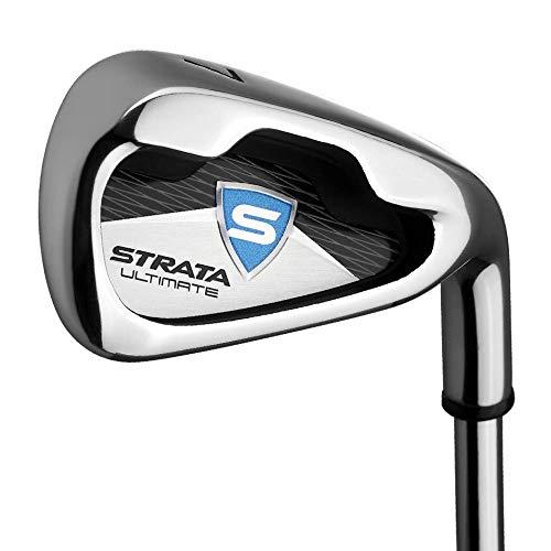 Callaway Men's Strata Ultimate Complete Golf Set (16-Piece, Right Hand, Steel)