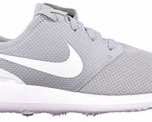 Nike New Mens Golf Shoe Roshe G Size 12 Medium Grey/White AA1837 002
