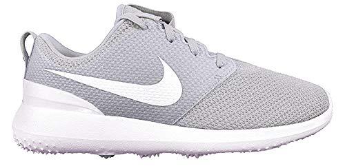 Nike New Mens Golf Shoe Roshe G Size 12 Medium Grey/White AA1837 002