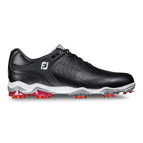 FootJoy Men's Tour-S Golf Shoes Black 11 M US