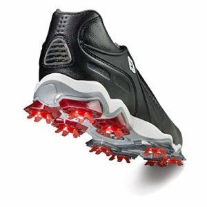 FootJoy Men's Tour-S Golf Shoes Black 11 M US