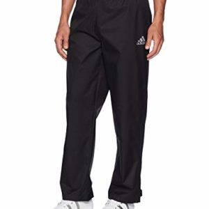 adidas Golf Men' Climastorm Provisional rain Pant, Black, X-Large/Regular