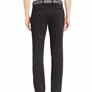 Amazon Essentials Men's Slim-Fit Stretch Golf Pant, Black, 38W x 30L