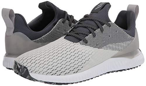 adidas Men's Adicross Bounce 2 Golf Shoe, Orbit Grey/core Black/Metal Grey, 11 Medium US