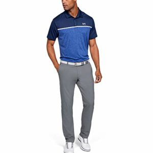 Under Armour Men's Showdown Tapered Golf Pants, Zinc Gray (513)/Zinc Gray, 34/30