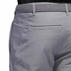adidas Golf Ultimate 3-stripe Tapered Pant, Grey Three, 3432