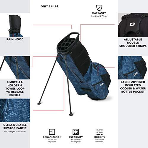 OGIO 2020 Convoy SE Stand Bag (Haze)