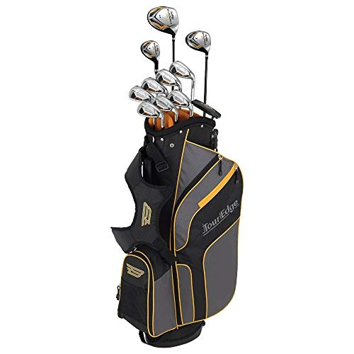 Tour Edge 2020 Mens Bazooka 270 Full Golf Set Blk Grey YEL (B5SRSU11.B)