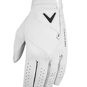 Callaway Golf 2020 Tour Authentic Glove (Left Hand, Men's Standard, Medium)