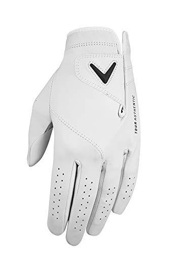 Callaway Golf 2020 Tour Authentic Glove (Left Hand, Men's Standard, Medium)