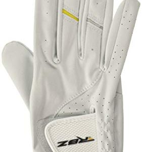 TaylorMade Golf RBZ Tech White/Black/Gold, Worn on Right Hand, Medium/Large