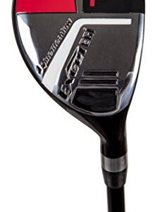Pinemeadow Golf Men's Excel EGI Hybrid Club, Graphite, 36-Degree, 8, Regular, Right Hand