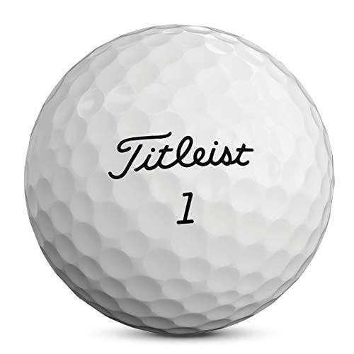 Titleist Tour Soft Golf Balls, White, (One Dozen)