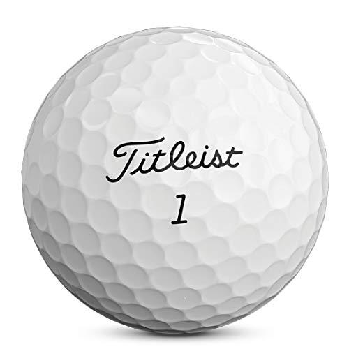 Titleist AVX Golf Balls, White, (One Dozen)