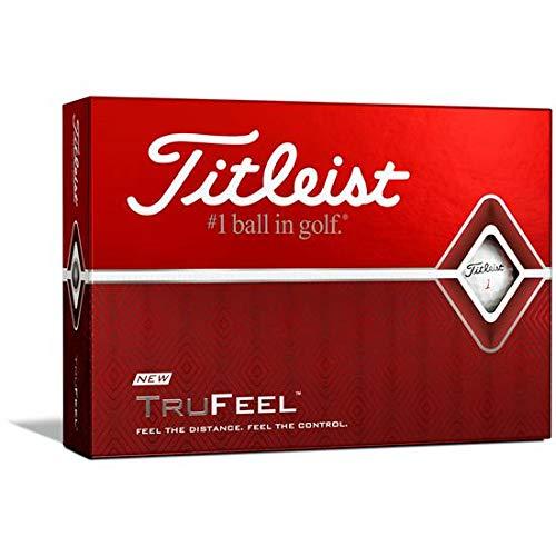 Titleist TruFeel Green Bay Packers Golf Balls