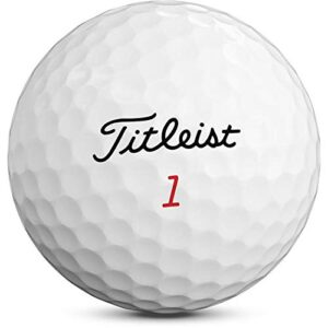 Titleist TruFeel Green Bay Packers Golf Balls