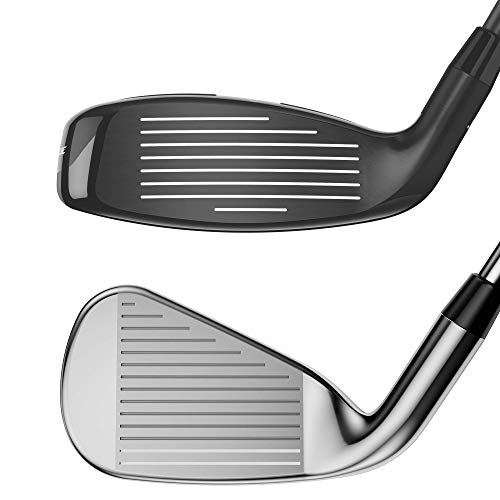 Callaway Golf 2020 Rogue X Irons and Combo Sets (Right Hand , Steel, Regular, Iron Set: 5-PW, AW)