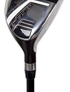 Pinemeadow Golf Pinemeadow Excel EGI Hybrid Set (Men's, Right Hand, Graphite, Regular, 3-PW) (