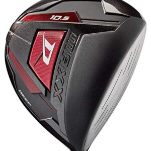 Wilson Golf Deep Red Maxx Titanium Matrix Driver, 13HL Graphite Men's Flex