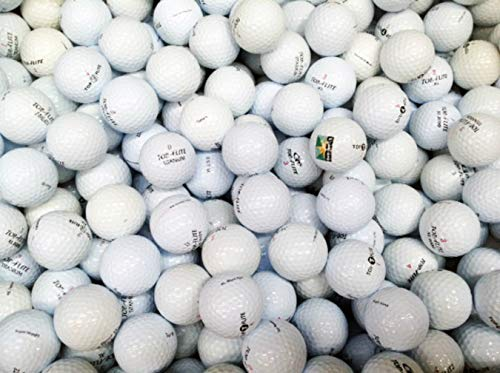 100 Golf Ball Mix – Value Styles – Pack color may vary