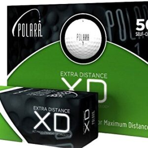 Polara XD 2-Piece Golf Balls (12 pack)