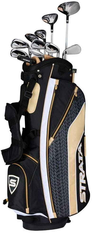 """STRATA Women's Golf Packaged Sets</h1><div class=""""star-rating""""><span style=""""width:100%""""><strong itemprop=""""ratingValue"""" class=""""rating"""">5</strong> out of 5</span></div>"""