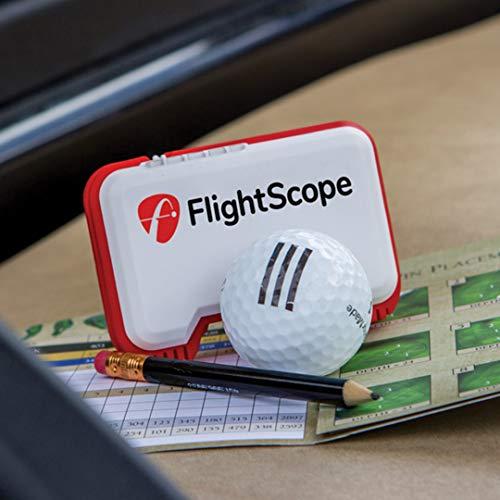 FlightScope Mevo – Portable Personal Launch Monitor for Golf