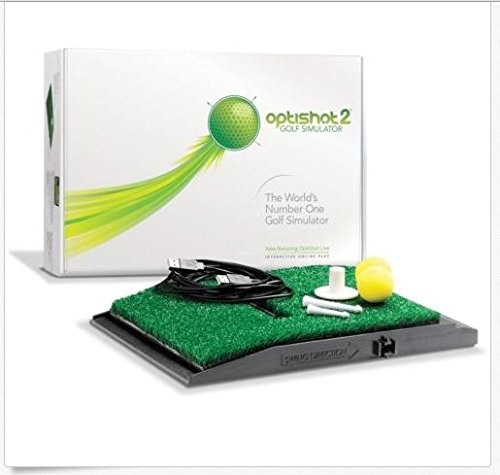 Optishot Complete Golf Simulator System with New Projector