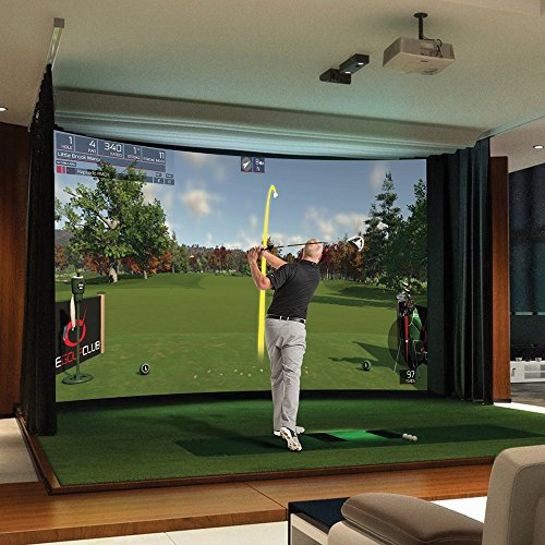 Rapsodo R-Motion Golf Simulator and Swing Analyzer with 14 Clip Attachments – PC and Smartphone