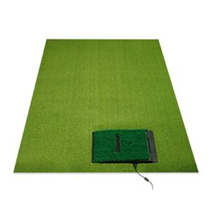 Orlimar Golf Mat for Optishot Simulator (4′ x 5′)