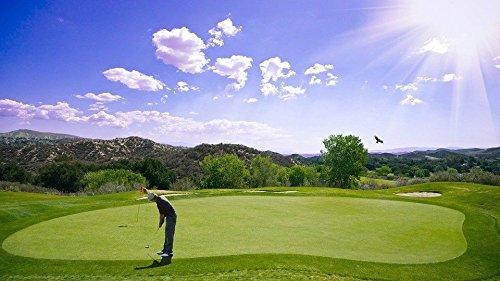 ProScreens PRO-Series Golf Simulator Screen 96″ X 120″